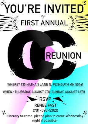 cc reunion invite